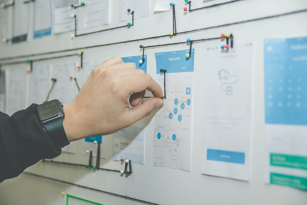 mapping out project scheduling services